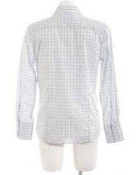 Charles Tyrwhitt Langarmhemd - Weiß