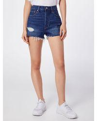 Levi's Shorts - Blau