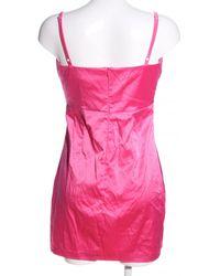 Cotton Club Trägerkleid - Pink