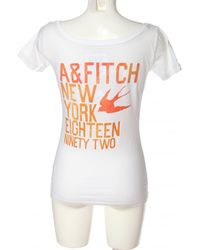 Abercrombie & Fitch - Print-Shirt - Lyst