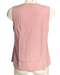 Vero Moda - V-Ausschnitt-Shirt - Lyst