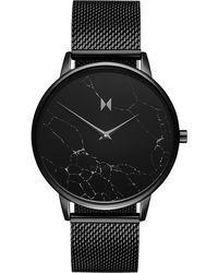MVMT Uhren - Schwarz