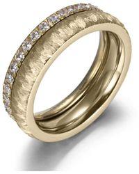 Firetti Ring-Set - Mettallic