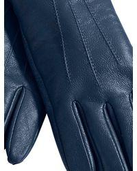 heine Handschuhe - Blau