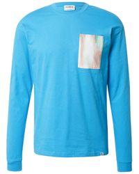 ABOUT YOU x Benny Cristo Shirt 'luan' - Blau