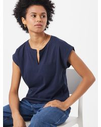 Part Two Shirt 'Kedita' - Blau