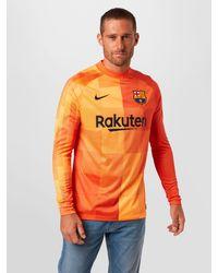 Nike Trikot 'FC Barcelona 2021/22' - Orange