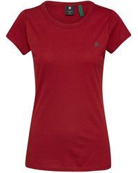 G-Star RAW Shirt 'Eyben' - Rot