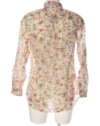 Promod Langarmhemd - Pink