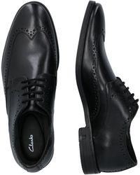 Clarks Schuhe 'Stanford Limit' - Schwarz