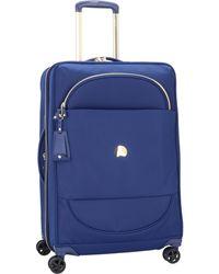 Delsey Trolley - Blau