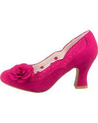 Ruby Shoo Pumps 'Chrissie' - Pink