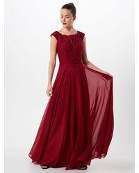 Luxuar Abendkleid - Rot