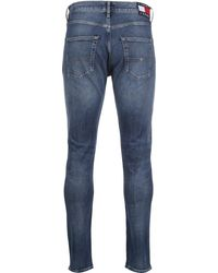 Tommy Hilfiger Jeans ' 1988 Relaxed Tapered ' - Blau