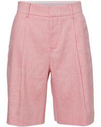 Zoe Karssen Bügelfaltenhose - Pink