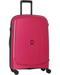 Delsey Belmont Plus 4-Rollen Trolley 71 cm - Pink