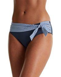 Esprit Bikinihose 'Miller' - Blau