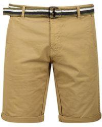 Blend Shorts Bruno - Natur