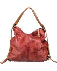 A.s.98 Handtasche - Rot