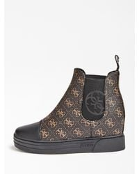 Guess - Chelsea Boots 'FRENZE' - Lyst