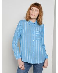 Tom Tailor - Bluse - Lyst