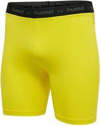 Hummel Boxershorts - Gelb