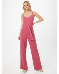 Sisters Point Jumpsuit 'GALMA' - Rot