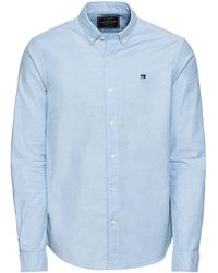 Scotch & Soda - Hemd 'NOS Shirt with contrast details' - Lyst