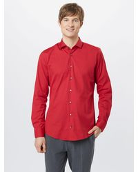 Joop! Hemd - Rot
