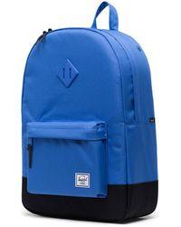 Herschel Supply Co. Rucksack 'Heritage' - Blau