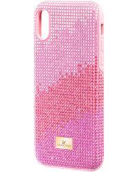 Swarovski Smartphonehülle 'High Love, 5481464' - Pink