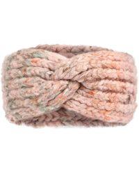 Esprit Stirnband 'ChunkyMel' - Pink