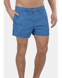 Blend Shorts 'Zion' - Blau