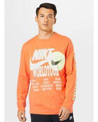 Nike Sweatshirt - Orange
