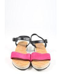 Esprit Riemchen-Sandalen - Pink