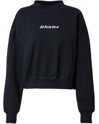 Dickies Sweatshirt 'Loretto' - Schwarz