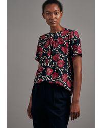 Seidensticker Shirtbluse - Mehrfarbig