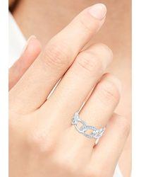 S.oliver Ring - Mettallic