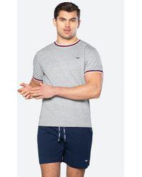 Threadbare Pyjama - Grau