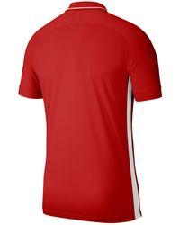 Nike Poloshirt - Rot