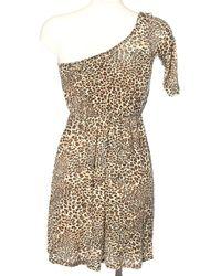Bershka - One-Shoulder-Kleid - Lyst