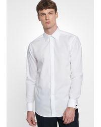 Seidensticker Hemd 'Modern' - Weiß