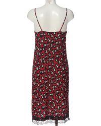 Zara Trägerkleid - Rot