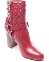 Valentino Valentino garavani stiefeletten - Rot