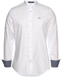 GANT Hemd - Weiß