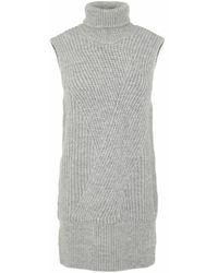 Y.A.S Pullover - Grau