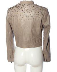 Inwear Lederjacke - Braun
