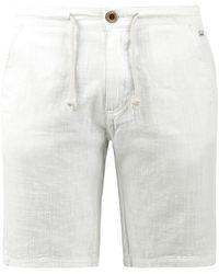 Blend Shorts 'Bones' - Weiß