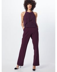 s.Oliver BLACK LABEL Overall - Lila