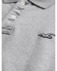 Hollister Shirt - Grau